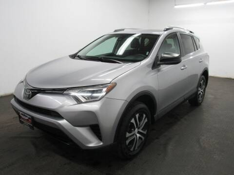 2017 Toyota RAV4 for sale at Automotive Connection in Fairfield OH