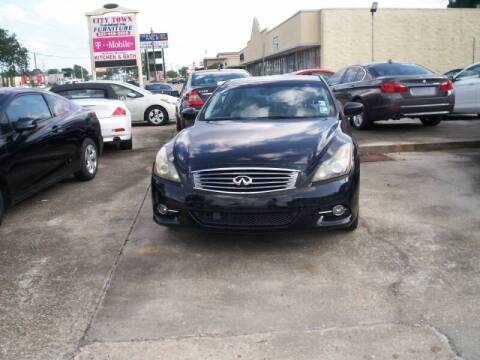 2011 Infiniti G37 Coupe for sale at Louisiana Imports in Baton Rouge LA