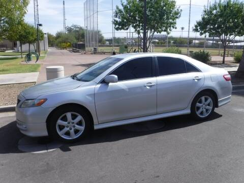 2009 Toyota Camry for sale at J & E Auto Sales in Phoenix AZ