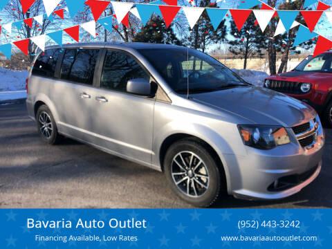 2019 Dodge Grand Caravan for sale at Bavaria Auto Outlet in Victoria MN