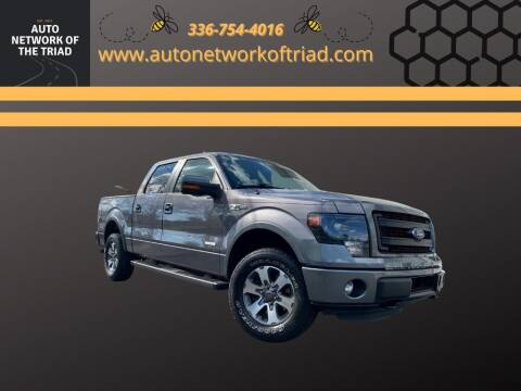 2014 Ford F-150 for sale at Auto Network of the Triad in Walkertown NC