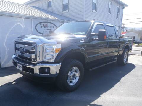 2016 Ford F-250 Super Duty for sale at VICTORY AUTO in Lewistown PA