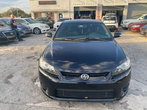 2011 Scion tC for sale at America Auto Wholesale Inc in Miami FL