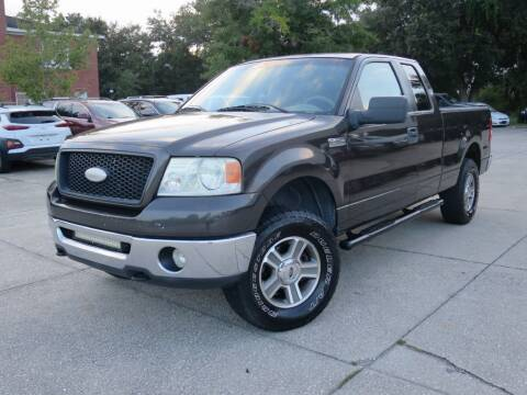 2006 Ford F-150 for sale at Caspian Cars in Sanford FL