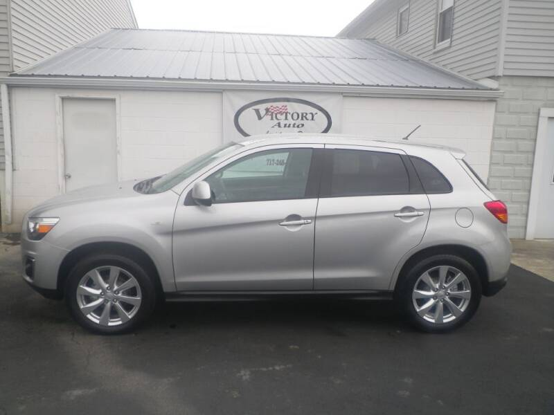 2015 Mitsubishi Outlander Sport for sale at VICTORY AUTO in Lewistown PA