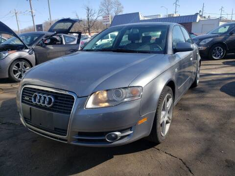2006 Audi A4 for sale at Auto Choice in Belton MO