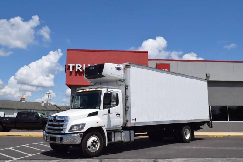 2018 Hino 338 for sale at Trucksmart Isuzu in Morrisville PA
