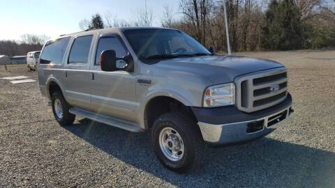 2005 Ford Excursion for sale at Oxford Motors Inc in Oxford PA