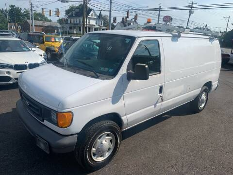 2007 Ford E-Series Cargo for sale at Masic Motors, Inc. in Harrisburg PA