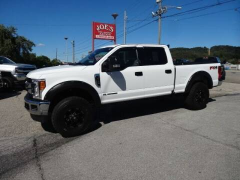 2017 Ford F-250 Super Duty for sale at Joe's Preowned Autos in Moundsville WV