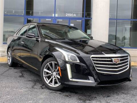 2019 Cadillac CTS for sale at Southern Auto Solutions - Capital Cadillac in Marietta GA
