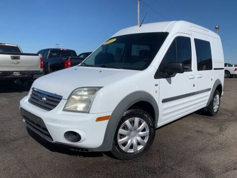 2011 Ford Transit Connect for sale at Superior Auto Mall of Chenoa in Chenoa IL
