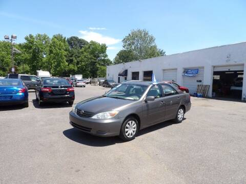 2002 Toyota Camry for sale at United Auto Land in Woodbury NJ