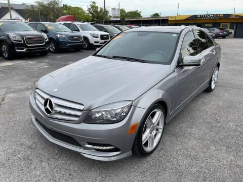 2011 Mercedes-Benz C-Class for sale at Stitch Car Auto Sales in Orlando FL