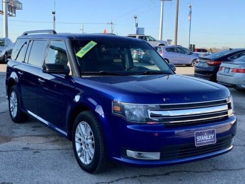 2015 Ford Flex for sale at Stanley Direct Auto in Mesquite TX
