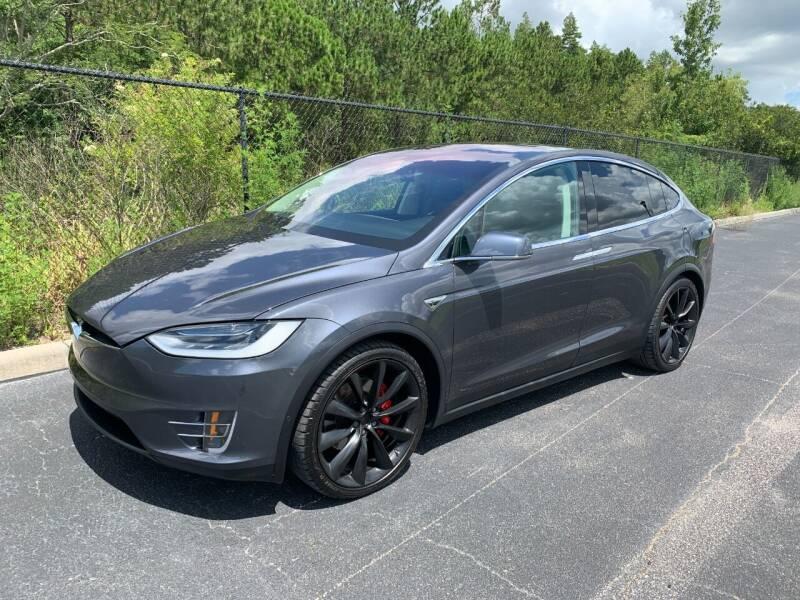 2016 Tesla Model X for sale in Lutz, FL