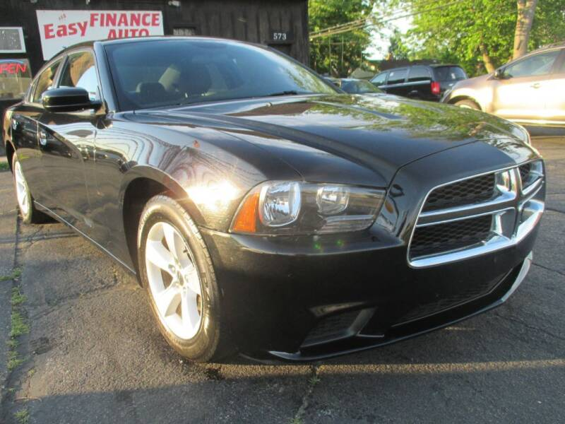 2013 Dodge Charger for sale at EZ Finance Auto in Calumet City IL