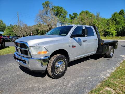 2012 RAM Ram Pickup 3500 for sale at Gator Truck Center of Ocala in Ocala FL