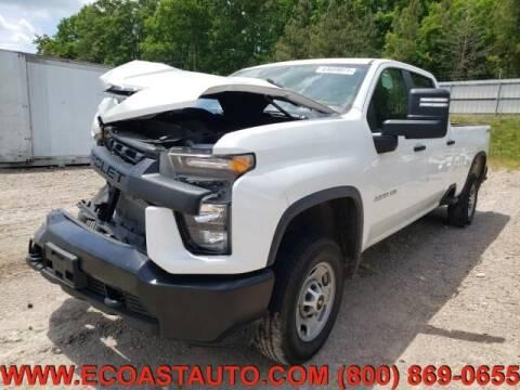 2021 Chevrolet Silverado 2500HD for sale at East Coast Auto Source Inc. in Bedford VA