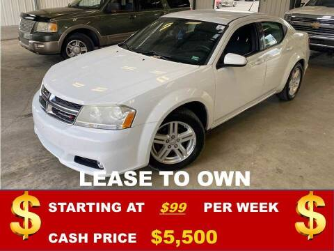 2013 Dodge Avenger for sale at Auto Mart USA in Kansas City MO