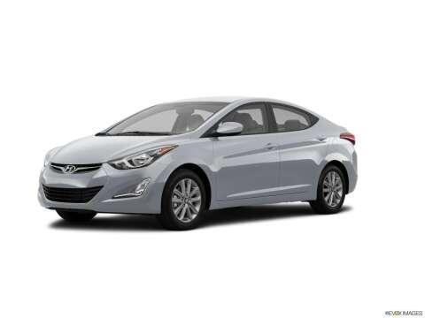 2014 Hyundai Elantra for sale at Bald Hill Kia in Warwick RI