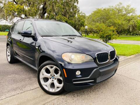 2008 BMW X5 for sale at FLORIDA MIDO MOTORS INC in Tampa FL