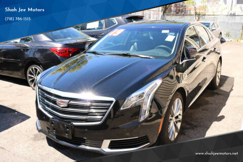 2019 Cadillac XTS Pro for sale at Shah Jee Motors in Woodside NY