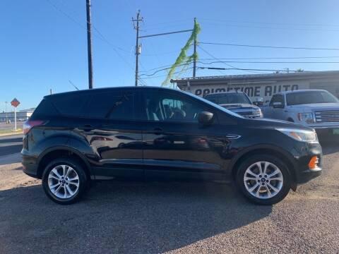 2017 Ford Escape for sale at Primetime Auto in Corpus Christi TX