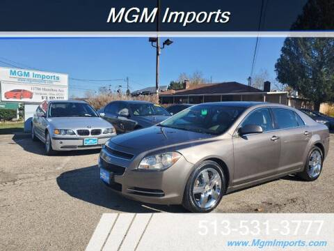 2011 Chevrolet Malibu for sale at MGM Imports in Cincannati OH