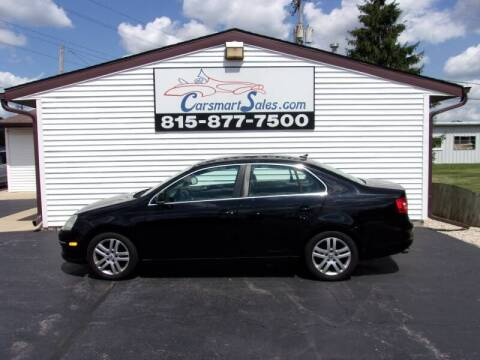 2007 Volkswagen Jetta for sale at CARSMART SALES INC in Loves Park IL
