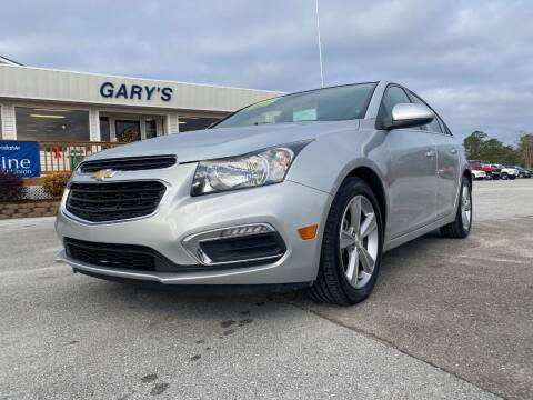 2016 Chevrolet Cruze Limited for sale at Gary's Auto Sales in Sneads NC