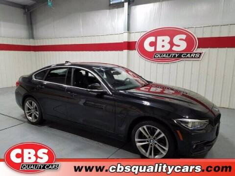 2018 BMW 4 Series for sale at CBS Quality Cars in Durham NC