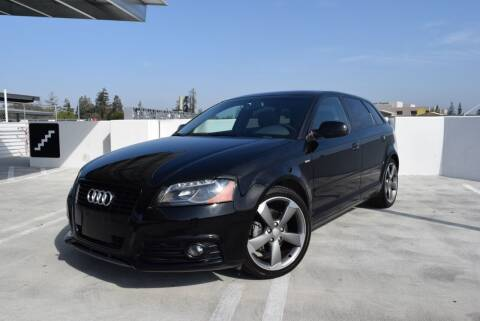2011 Audi A3 for sale at Dino Motors in San Jose CA