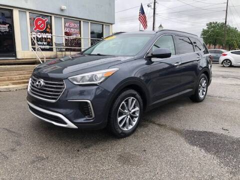 2017 Hyundai Santa Fe for sale at Bagwell Motors Springdale in Springdale AR
