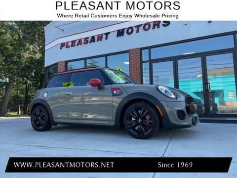 2019 MINI Hardtop 2 Door for sale at Pleasant Motors in New Bedford MA