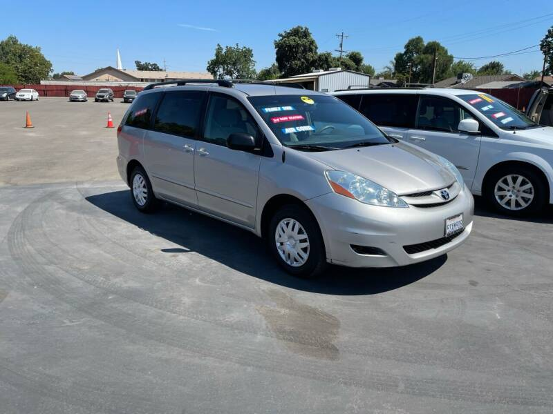 2006 Toyota Sienna for sale at Mega Motors Inc. in Stockton CA