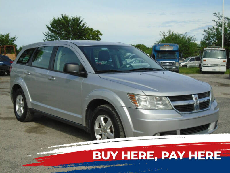 2010 Dodge Journey for sale at J & F AUTO SALES in Houston TX