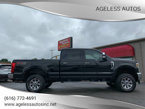 2019 Ford F-350 Super Duty for sale at Ageless Autos in Zeeland MI