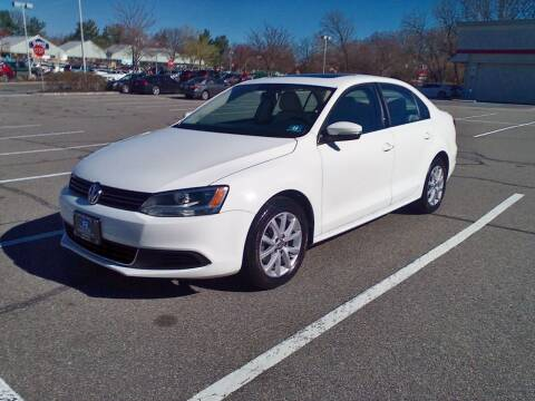 2013 Volkswagen Jetta for sale at B&B Auto LLC in Union NJ