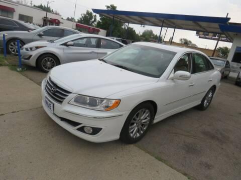 2011 Hyundai Azera for sale at Nile Auto Sales in Denver CO