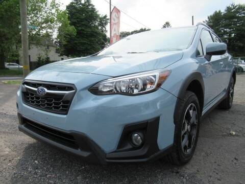 2018 Subaru Crosstrek for sale at PRESTIGE IMPORT AUTO SALES in Morrisville PA