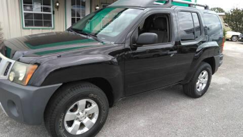 2012 Nissan Xterra for sale at Haigler Motors Inc in Tyler TX