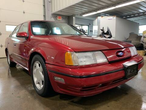 1990 Ford Taurus for sale at Waltz Sales LLC in Gap PA