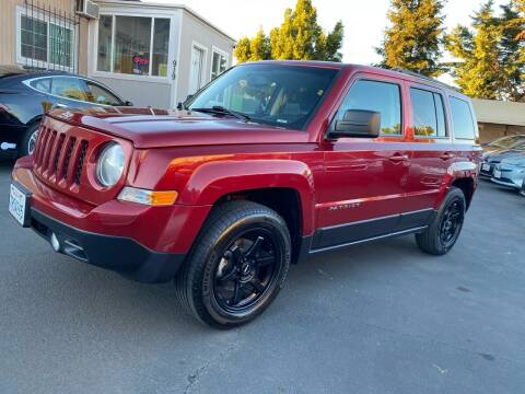 2016 Jeep Patriot for sale at Ronnie Motors LLC in San Jose CA