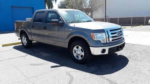 2010 Ford F-150 for sale at CAMEL MOTORS in Tucson AZ