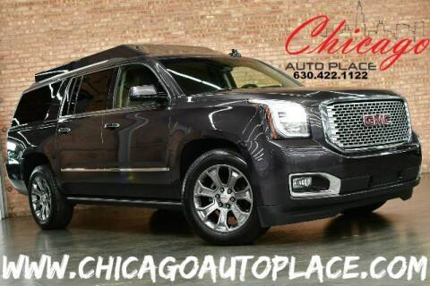 2017 GMC Yukon XL for sale at Chicago Auto Place in Bensenville IL