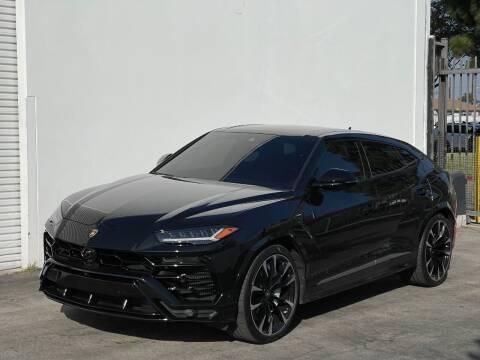 2020 Lamborghini Urus for sale at Corsa Exotics Inc in Montebello CA