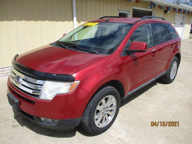 2008 Ford Edge for sale at Lincoln Way Motors II in Cedar Rapids IA