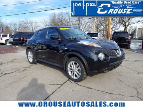 2011 Nissan JUKE for sale at Joe and Paul Crouse Inc. in Columbia PA