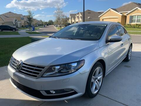 2013 Volkswagen CC for sale at FLORIDA MIDO MOTORS INC in Tampa FL